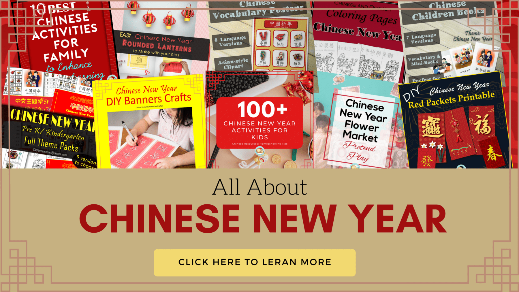 All about Chinese New Year