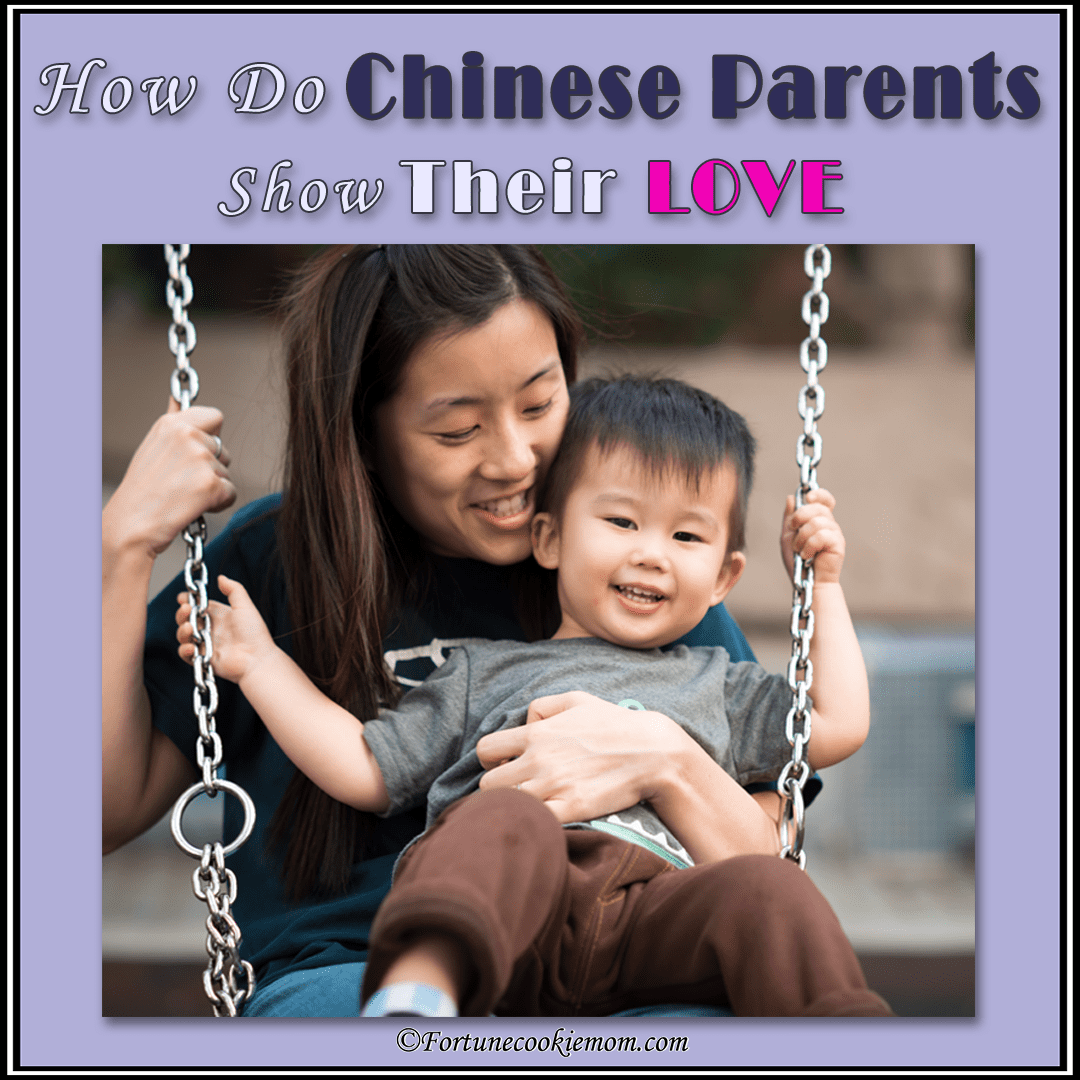 How Do Chinese Parents Show Their Love for Their Child