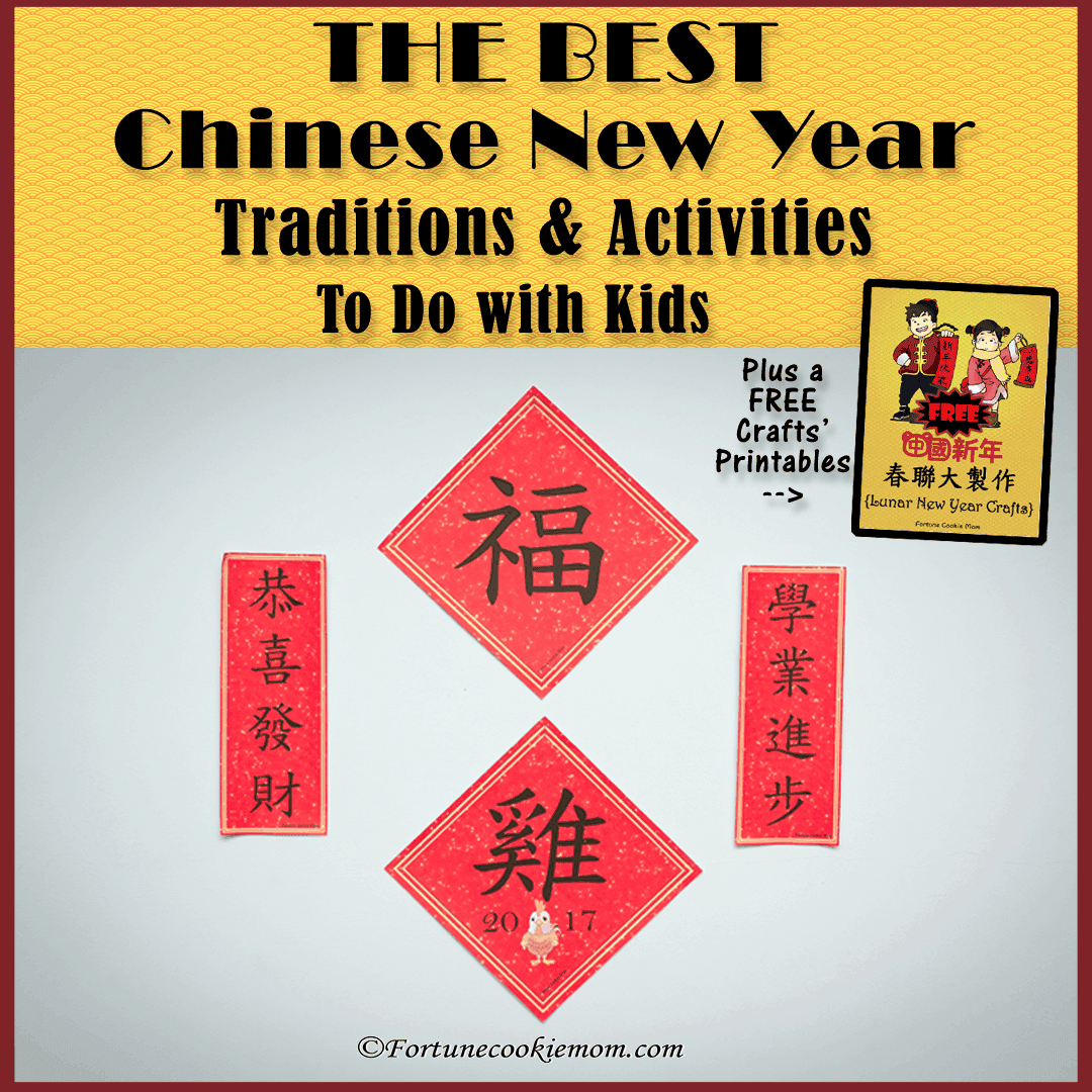 The Best Chinese New Year Traditions and Activities to Do with Your Kids