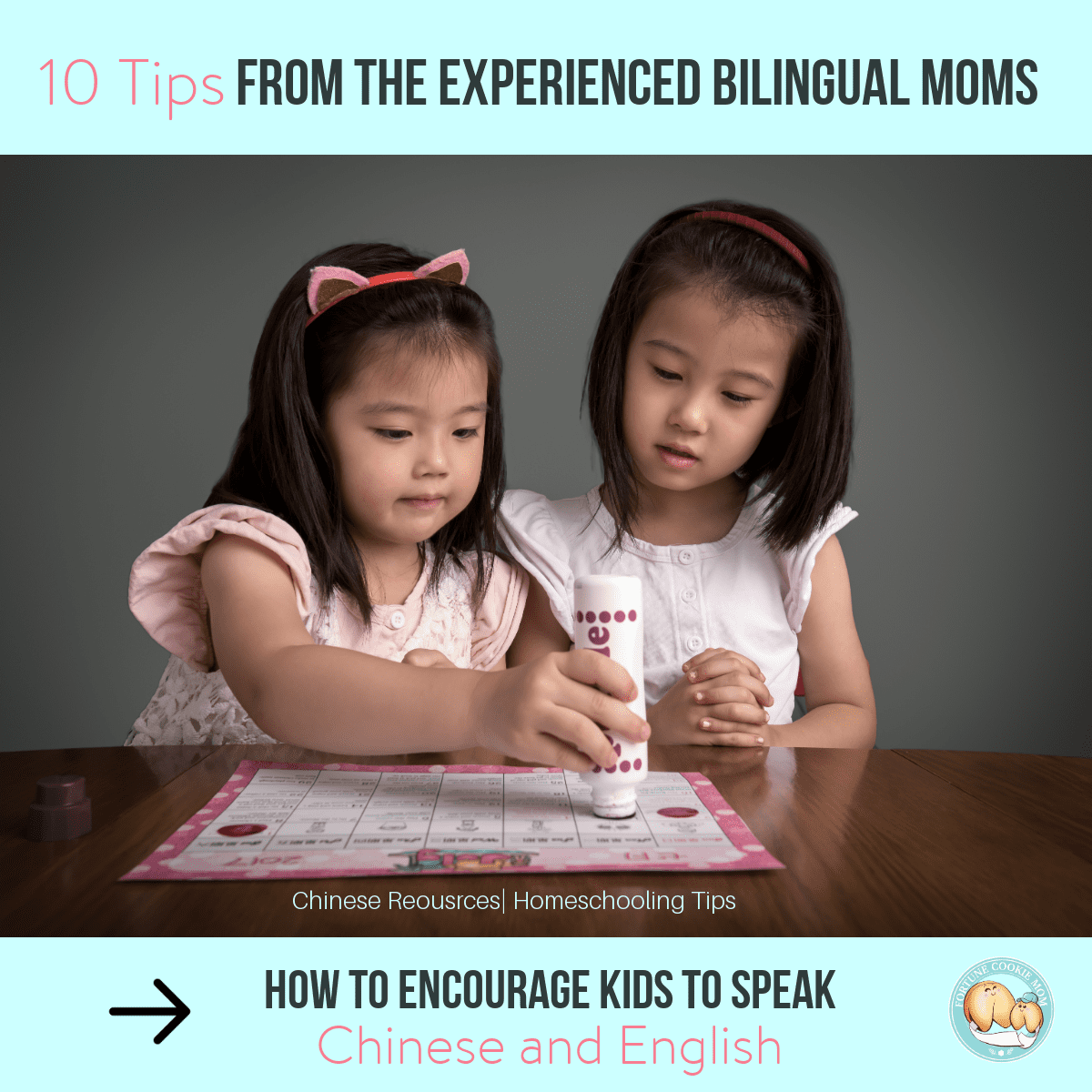 10 Tips from the Experienced Bilingual Moms (Bonus Post!)