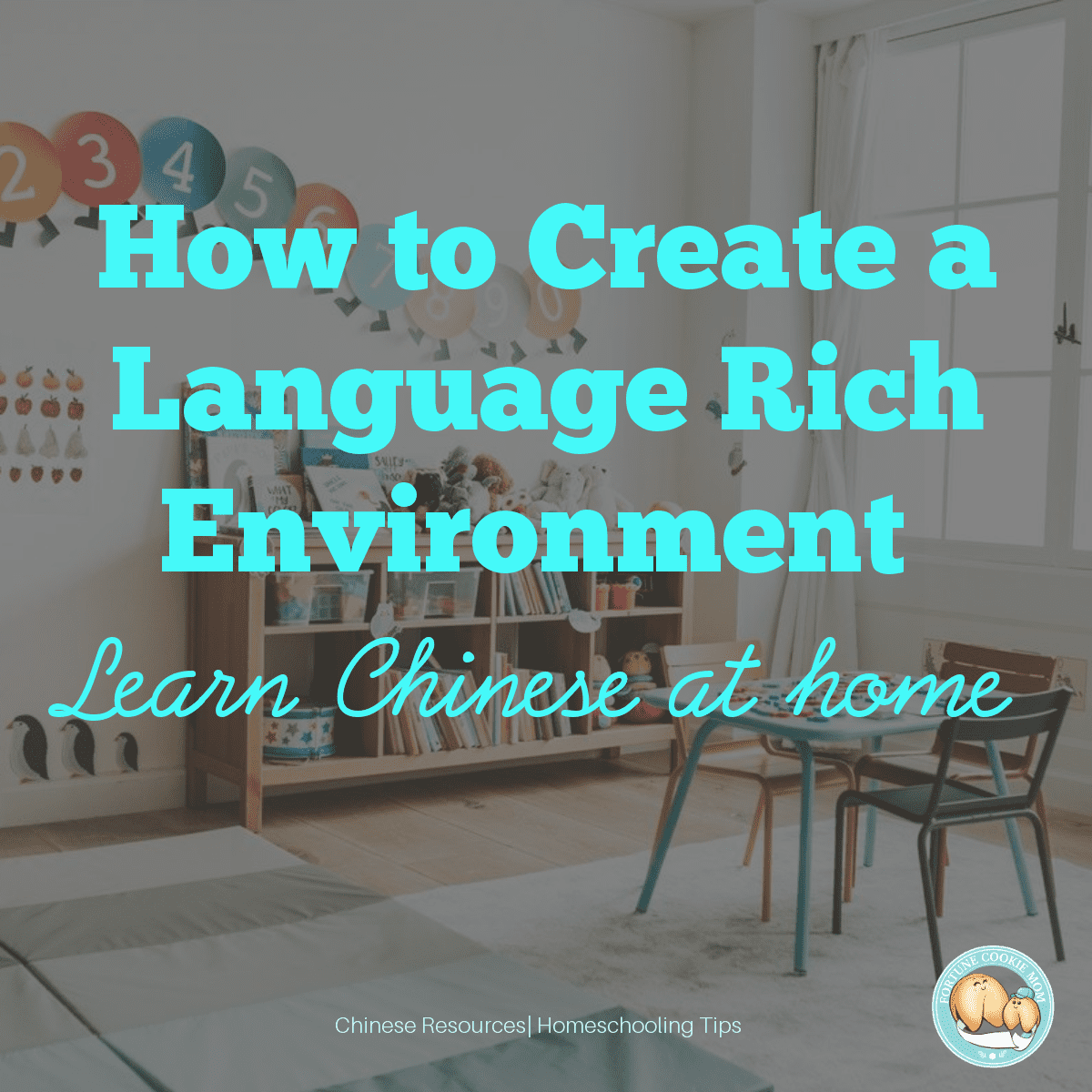 How to Create a Language-Rich Environment to Learn Chinese at Home