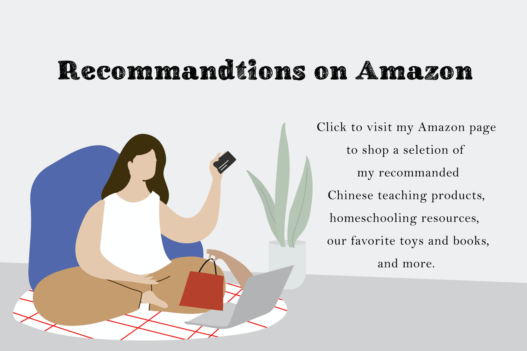 Amazon Influencer Page